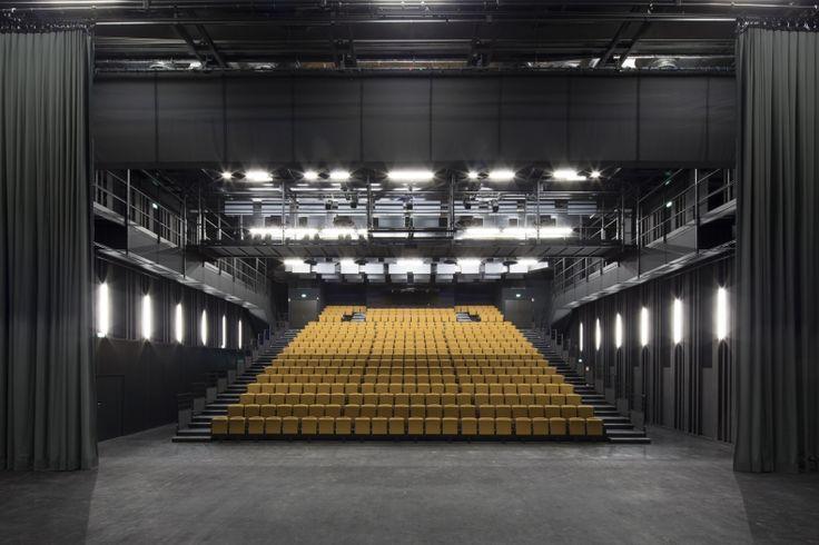bauA, Salle de spectacle polyvalente