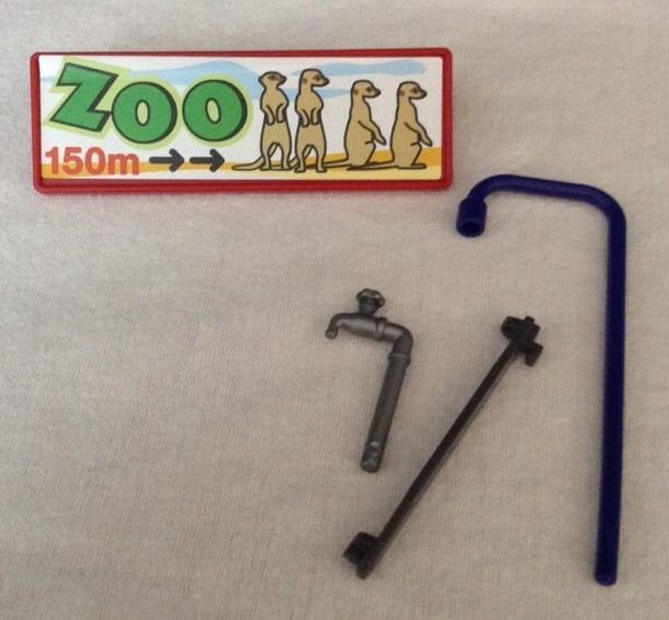 REPLACEMENT Playmobil 4009 Super Set Animal Care Station Zoo Vet Clinic PIECES  #PLAYMOBIL