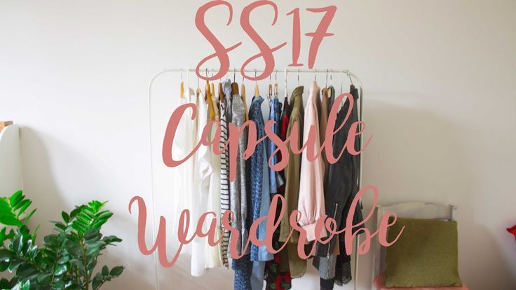 SS17 Capsule Wardrobe | What I packed for Berlin