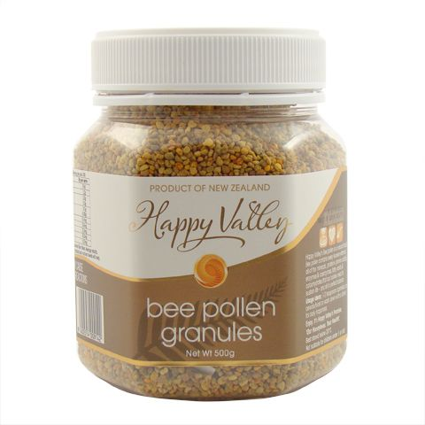 New Zealand Bee Granules – Happy Valley – 500g | Shop New Zealand