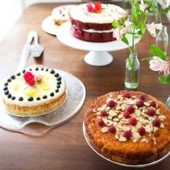 Sweet Temptation - Aucklander Jordan Rondel whips up home baked delights for her business The Caker's loyal fans.