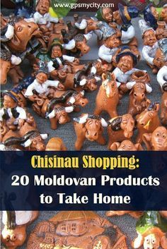 If you visit Moldova, you sure want to bring home something to remember the trip. This shopping guide suggest 20 souvenirs that you can buy in Chisinau.
