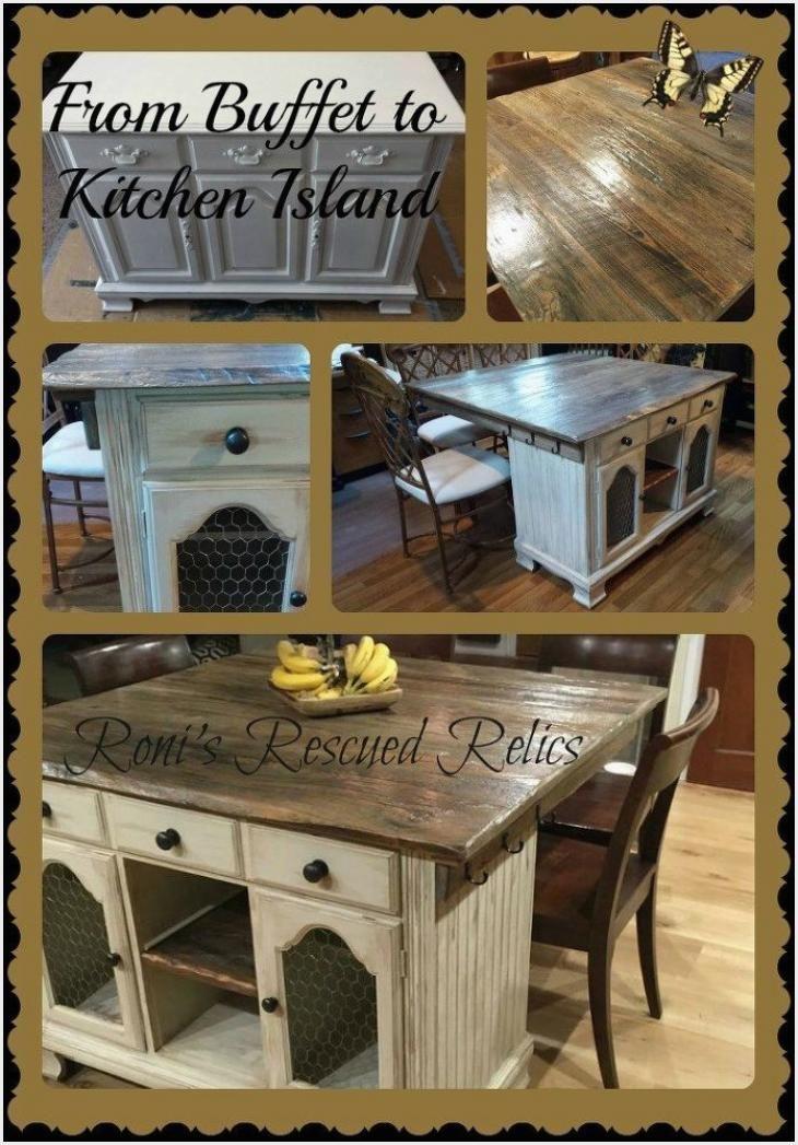 Kitchen Island Furniture Ideas In