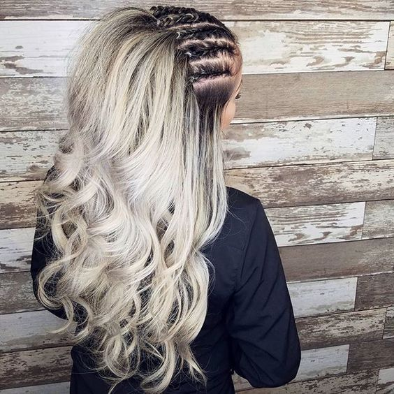 35 braided hairstyles for girls who are just awesome , #Aesthetics #BantuKnots #Braid #Culture #Fashion #Hairstyles #HistoricalChristianhairstyles #HumanInterest