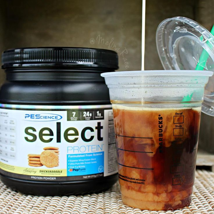 """Snickerdoodle Protein Coffee Black coffee & Select Protein Snickerdoodle """"creamer"""". INGREDIENTS: 1/2 - 1 scoop Snickerdoodle Protein, 6-8 oz  milk or nut milk, desired amount of black coffee (Mix almond milk with protein separately, then pour into coffee and stir) ENJOY!"""