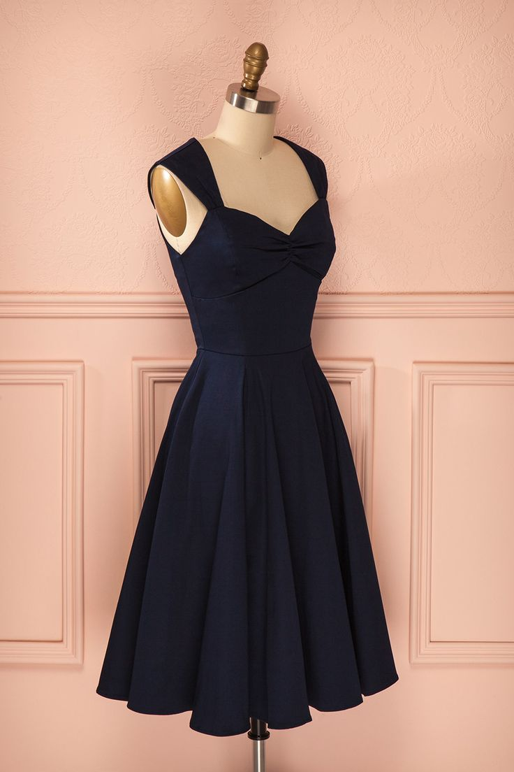 best 25 robe bleu marine mariage ideas on pinterest. Black Bedroom Furniture Sets. Home Design Ideas