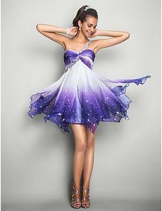Vestidos de fiesta cortos 2014 para jovenes