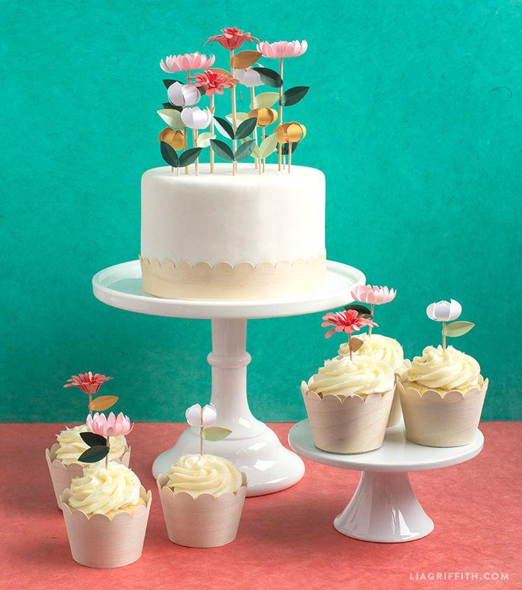 Best 25+ Birthday Cake Toppers Ideas On Pinterest