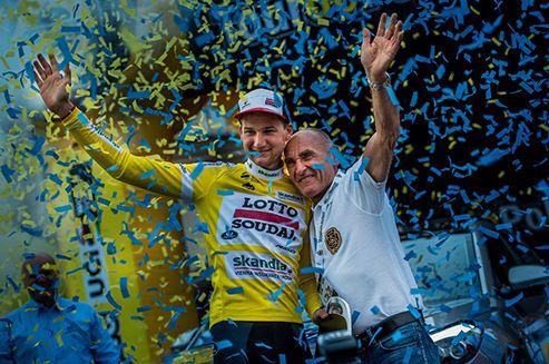 Tim Wellens (Lotto Soudal) został zwycięzcą 73. Tour de Pologne UCI World Tour. Ostatni etap – jazdę indywidualną na czas w Krakowie, wygrał Alex Dowsett (Movistar). #TDP2016 #TDP #Polska #Langteam #kolarstwo