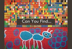 Aboriginal - Can You Find ... - Book  There is something magical happening at Cherbourg State School,   This is an 'i-spy' type of book with great visual effects (look carefully to find hidden children) and is linked to a dramatised story on DVD as an optional addition.
