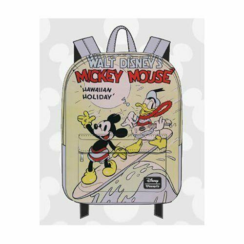 eBay #Sponsored Mickey Mouse Hawaiian Holiday Nylon Backpack