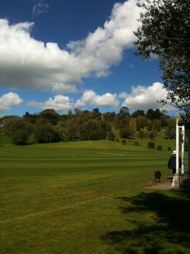 Cornwall Park, Auckland New Zealand