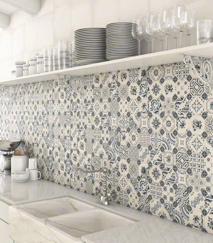 20 best Fliesen in der Küche images on Pinterest Tiles, Kitchen - alternative zu fliesen in der küche