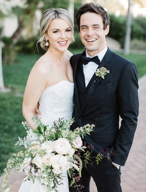 Former Bachelorette Ali Fedotowsky marries Kevin Manno — watch their wedding video here