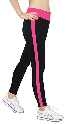 Nuova offerta in #abbigliamento : Ilovesia-Leggings Capri-Pantaloni da corsa (nave) dal magazzino Amazon rosa S a soli 1299 EUR. Affrettati! hai tempo solo fino a 2016-10-27 23:29:00