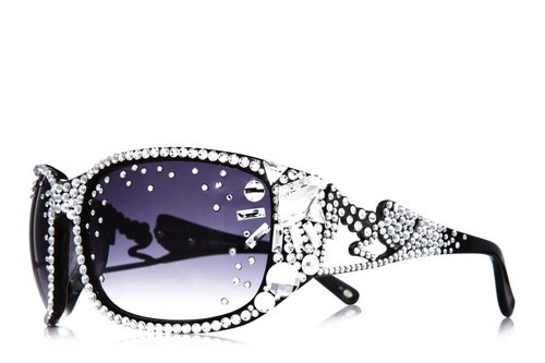 Jimmy Crystal Gl933g Bling Swarovski Crystal Sunglasses