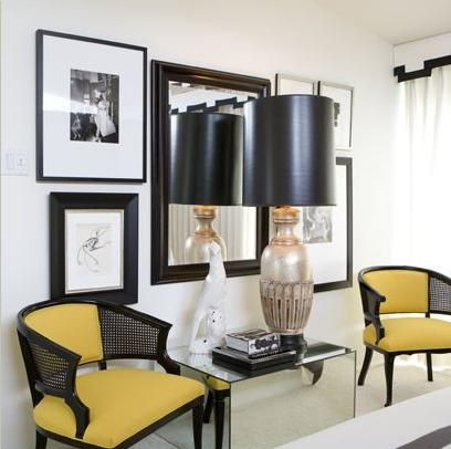 Etonnant Interior Design Setting: Hollywood Regency Style In Interior Design |  Future Home | Cane Back Chairs, Hollywood Regency, Decor