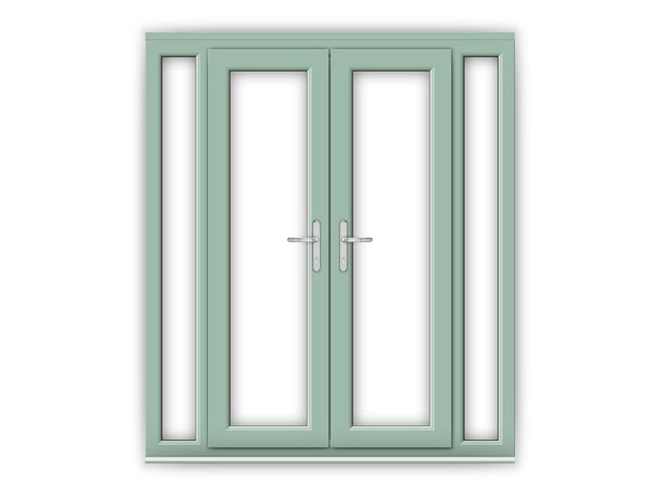 Best 25 Upvc French Doors Ideas On Pinterest Upvc Doors Fitted Exterior French Doors And
