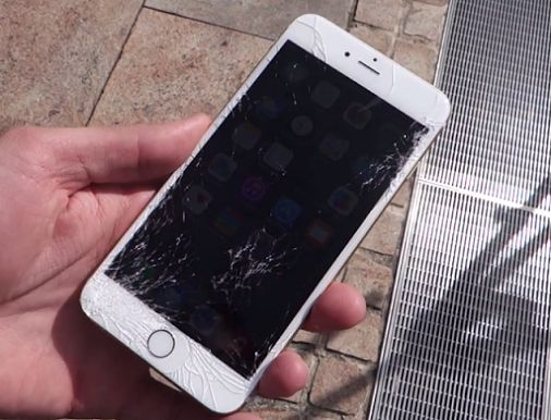 Cost of iPhone 6 Plus screen repair: £106.44 http://apple.co/1DcPA76 Cost of…