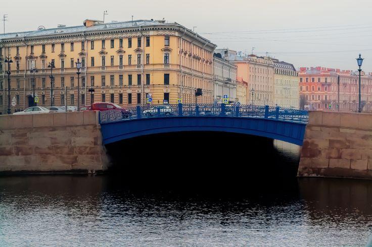 Blue Bridge by Стас Киренков on 500px