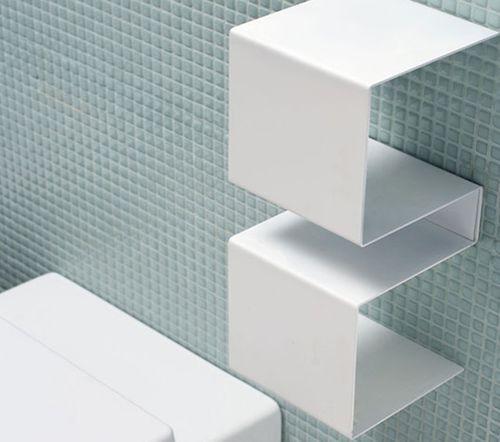 Fürs Bad, Zeitschrift, Ideen Fürs, Badezimmer, Zukünftige Projekte, Haus,  Papierhalter