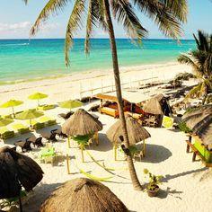Hotel Colibri Beach · Riviera Maya · Playa del Carmen, Mexico