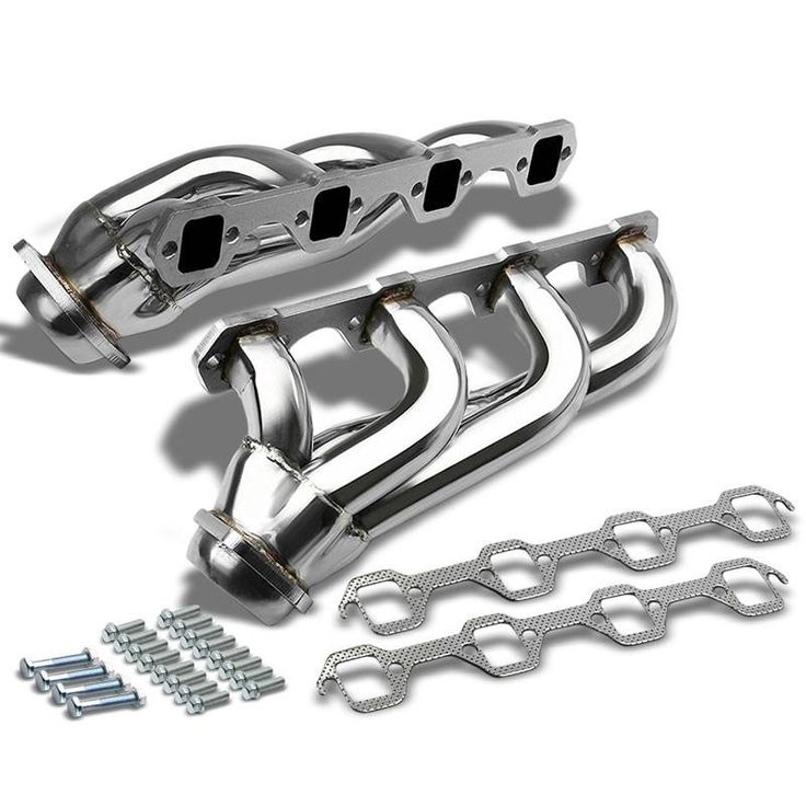 T304 Racing Sport Manifold Exhaust Header For Ford 79-93 Mustang 5.0L V8 80 81