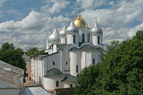Все 13 домонгольских храмов Великого Новгорода и окрестностей — Глобус России
