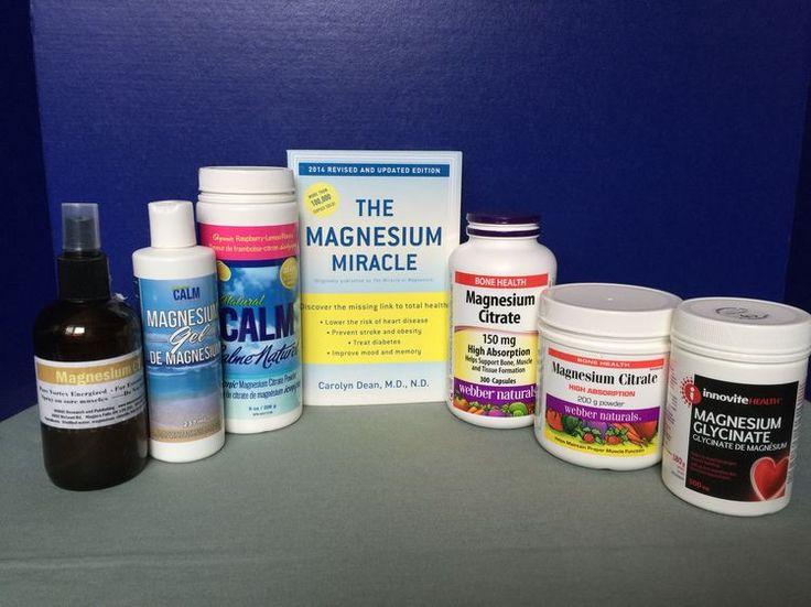 "Come visit charzieswellnesgarden.com to read ""The Power Of Magnesium"""
