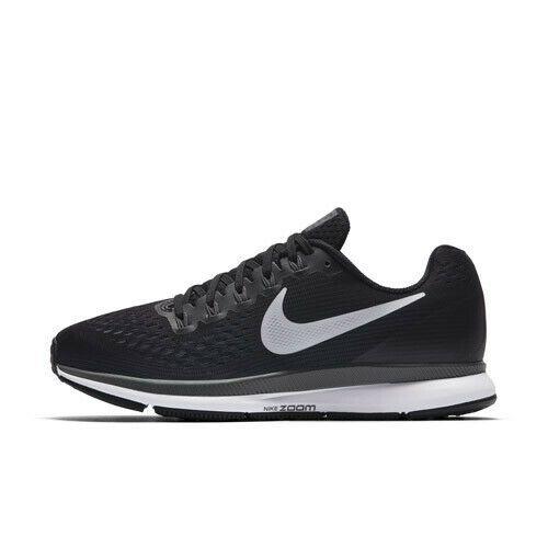 newest 8dee3 dd693 Nike Women BLACK/WHITE Air Zoom Pegasus 34 Shoe 880560-001 ...