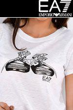 Tričko dámske EA7 Emporio Armani 283629 4P207 00010