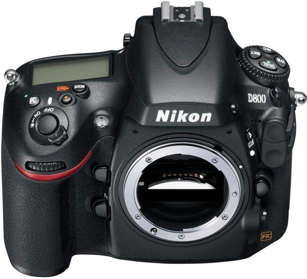 Nikon D800 test complet enfin disponible !
