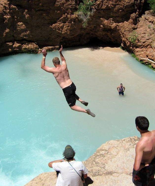 74 best paradise images on pinterest arizona usa for Natural pools arizona