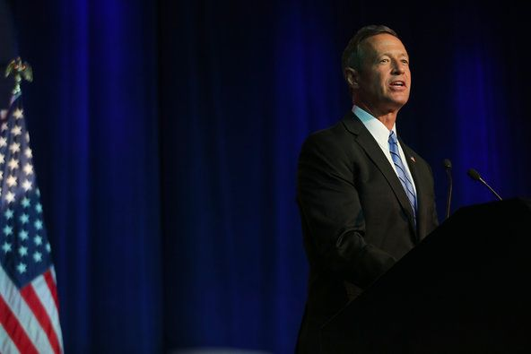 Martin O'Malley Rails at Democrats for Debate Schedule 'Rigged' to Aid Hillary Clinton