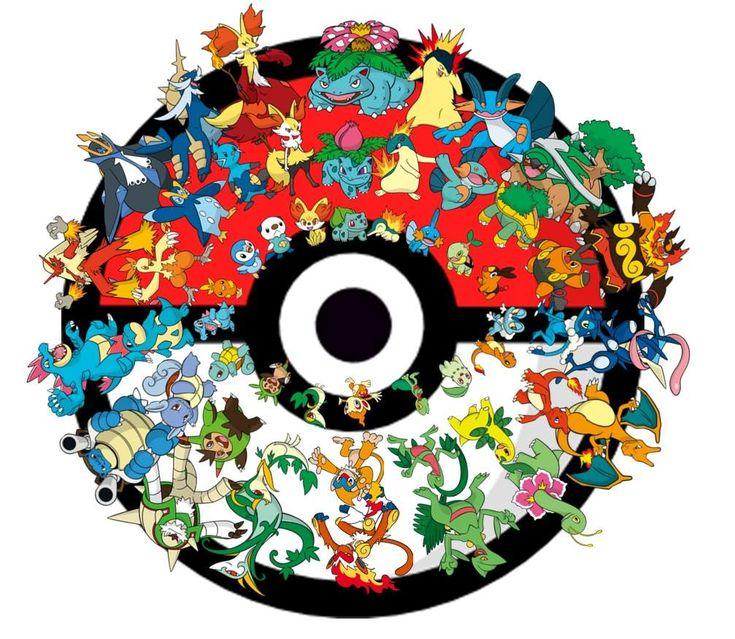 Starter Pokemon (gen 1-6) | Pokémon Amino