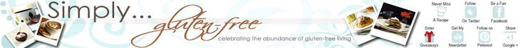 Gluten Free Recipes | Dessert, Food, Bread, Cupcakes, Meals | Nov. | Simply Gluten Free