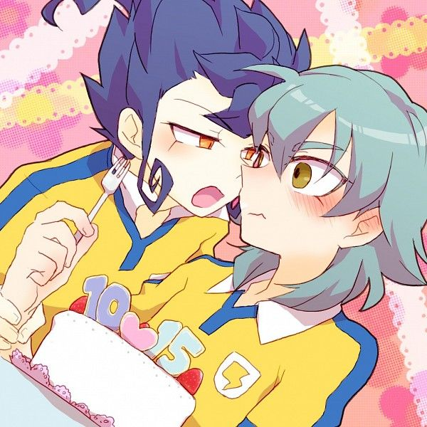 146 best images about inazuma eleven go on pinterest - Inazuma eleven go victor ...