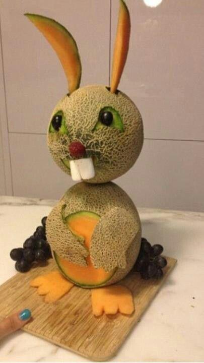 Fruit art.very cute
