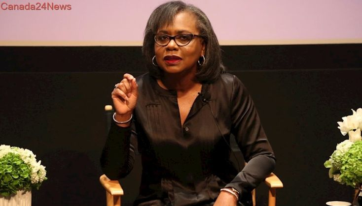 Anita Hill to chair new Hollywood commission on sexual misconduct