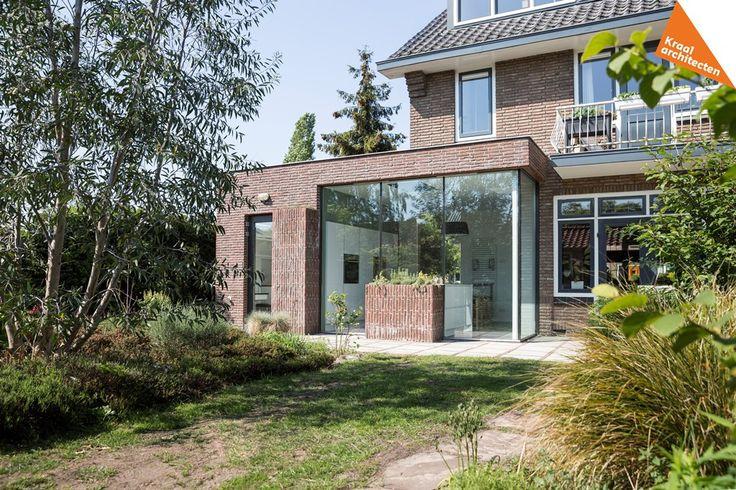 Uitbreiding hoekwoning Amersfoort - Kraal architecten Amersfoort - 01
