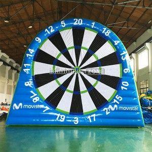 Free Shipping, Inflatable Soccer Darts, Soccer Flechette For Sale