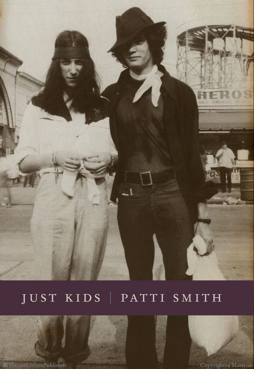 Just Kids by Patti Smith.  I need to go back and read this again.