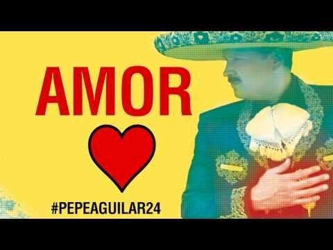 "Pepe Aguilar - ""Lástima Que Seas Ajena"" - video de letras - canal oficial"