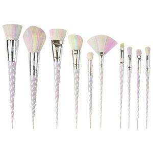 Unicorn Lashes  Unicorn Brushes Set