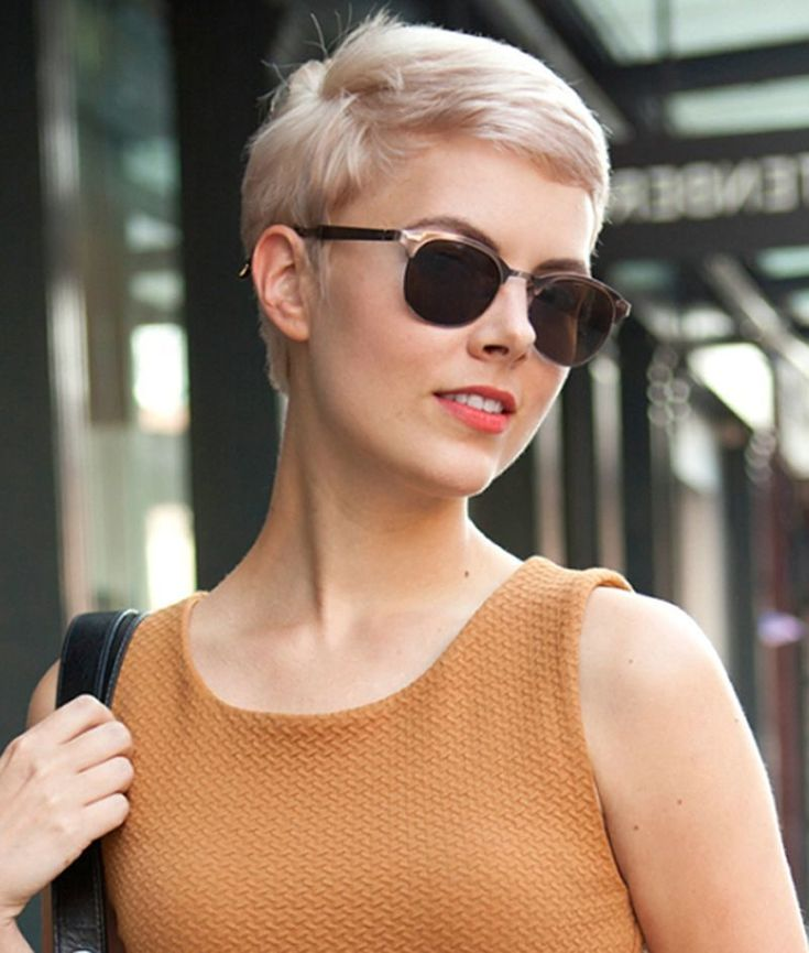 24 tendentious ladies short hairstyles pictures