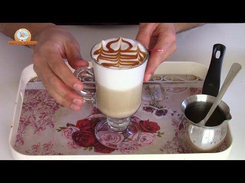 Evde Süt Köpürtmenin İpuçları ve Latte Macchiato Yapımı - YouTube