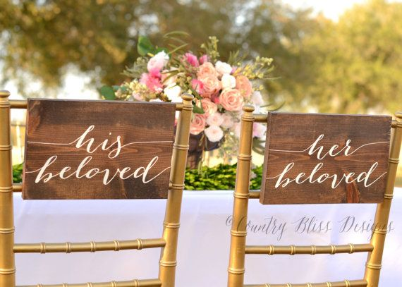 Lovely Christian Wedding Signs Weu0027ve Spotted All Over The Wedding Web.  Designed Beautifully With Words From The Bible Perfect For The Couples!