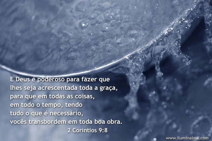 2 Coríntios 9:8