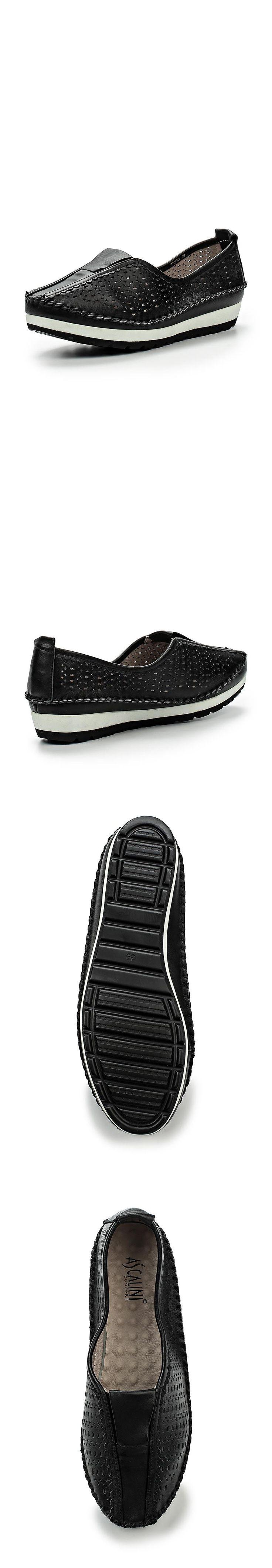 Женская обувь слипоны Ascalini за 3620.00 руб.