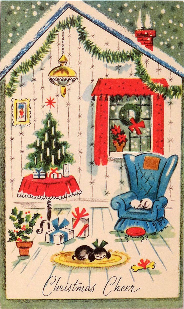 Delightful Christmas crib.